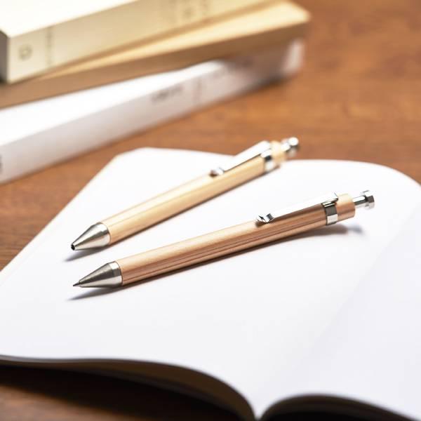 木製ボールペン