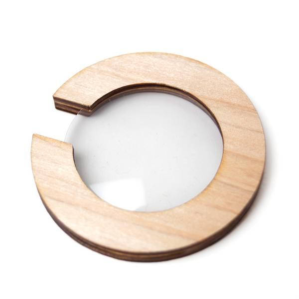 木製ルーペ│おしゃれなノベルティMOKU