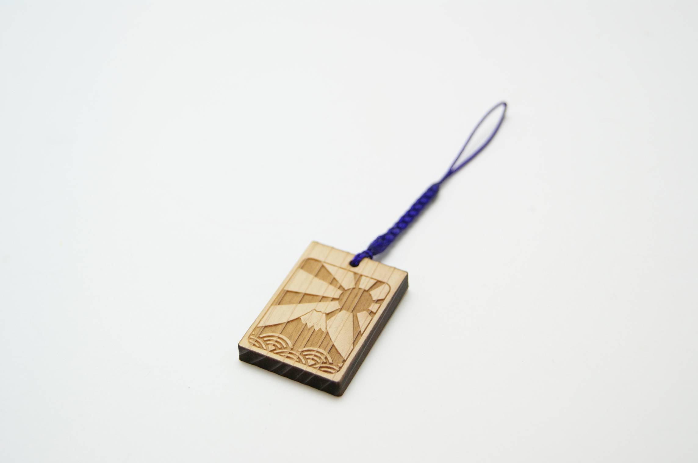 レーザー彫刻で名入れ・デザインできる木札