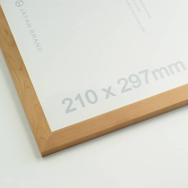 210×297mm(A4)サイズの木製フレーム