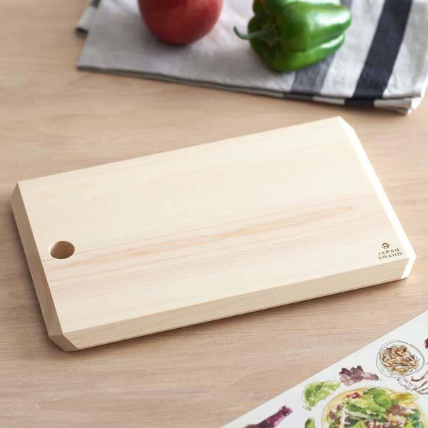 抗菌・防カビ・殺菌作用のある木製カッティングボード