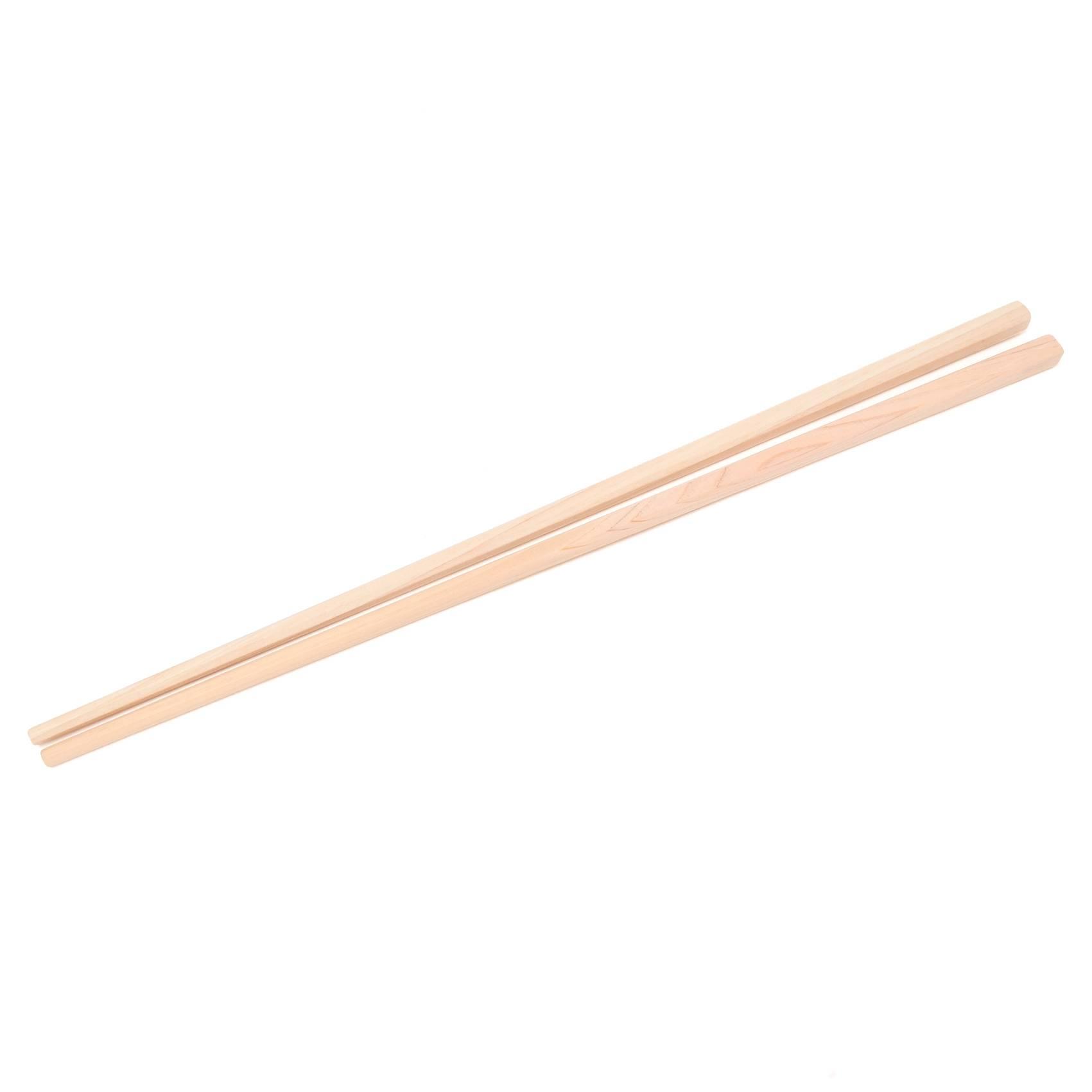 軽く使いやすい木製菜箸