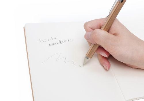 木製中とじノート (中面)