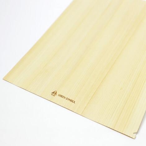 脱プラでエコロジーを目指す企業にオススメの木製A4ファイル
